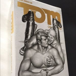 Tom of Finland comics